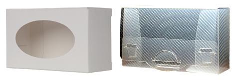 коробочки для визиток