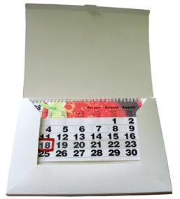 упаковка для квартальных календарей