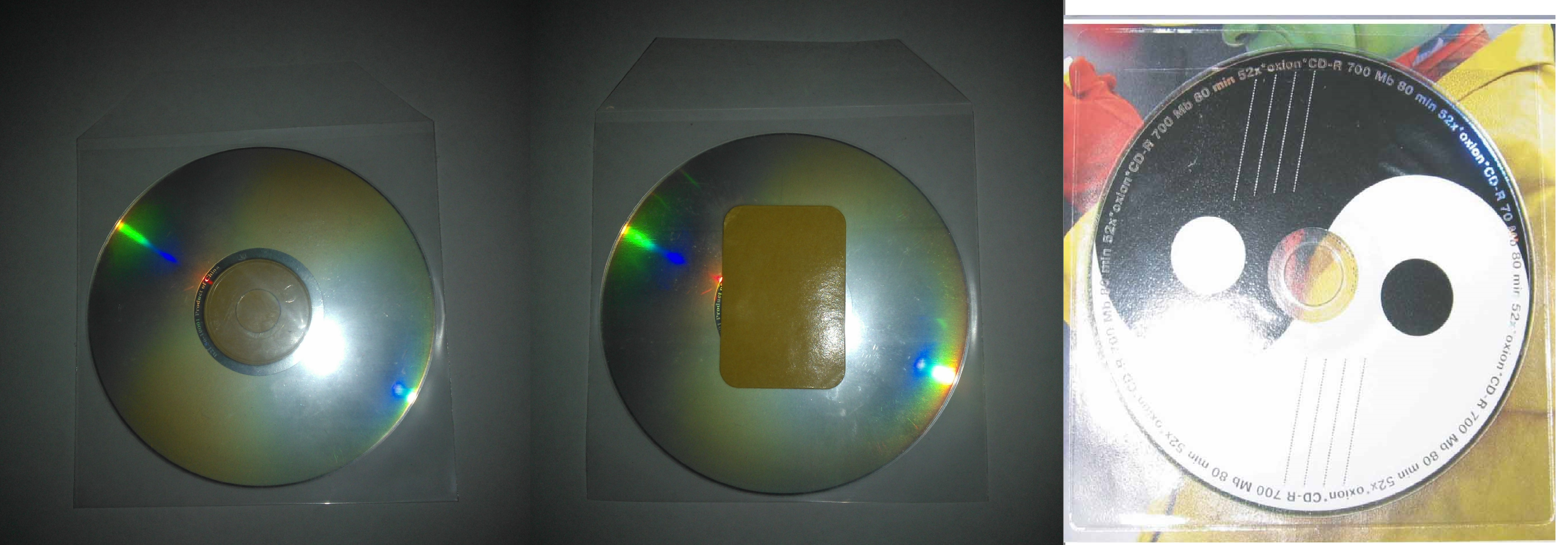 карманы для CD